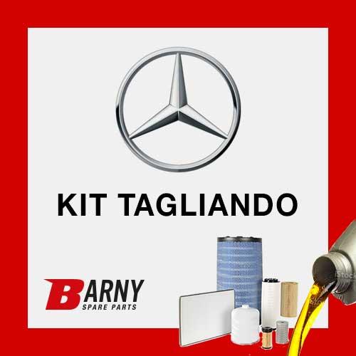 kit tagliando camion Mercedes filtri olio